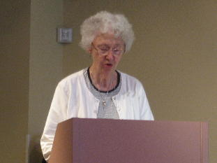 Rev. Shirley Ranck's keynote speech at the UUWR Annual Gathering