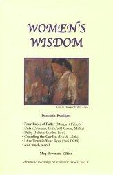 Meg Bowman - Women's Wisdom