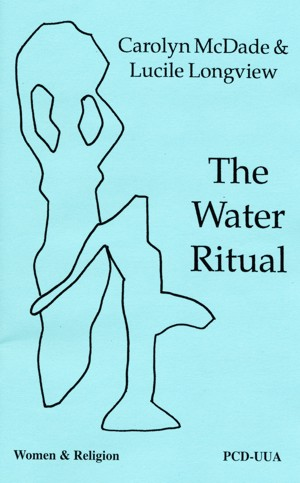 Water Ritual Booklet