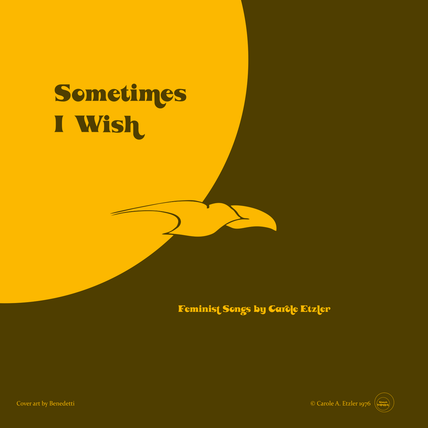 Sometimes I Wish cover