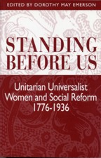 Standing Before Us - Rev Dorothy Emerson