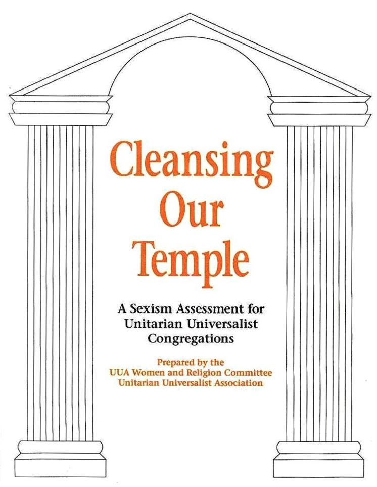 Cleansing Our Temple cover