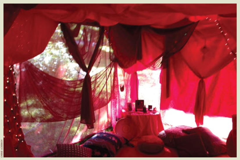 Image result for the story chair at red tent temple